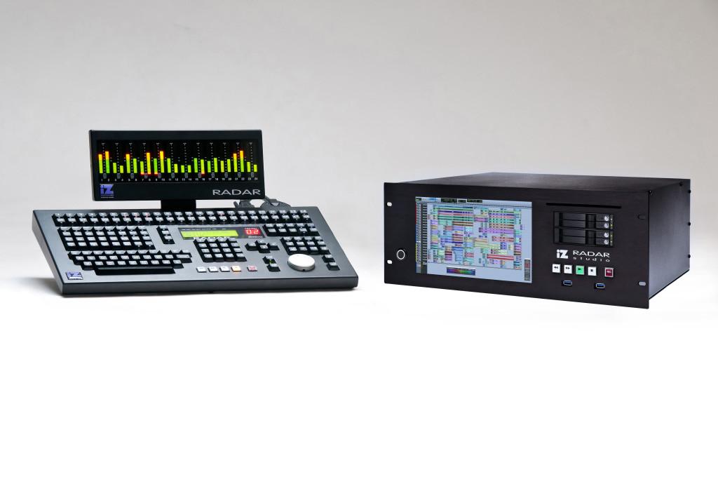 RADAR studio - system