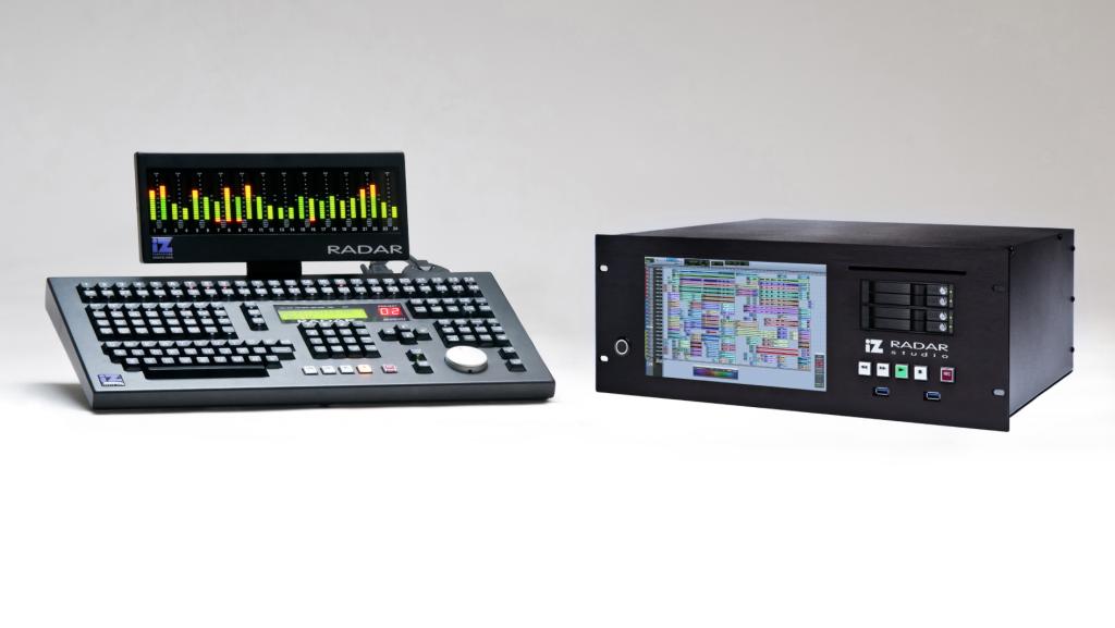 RADAR computer based pro recording for studios